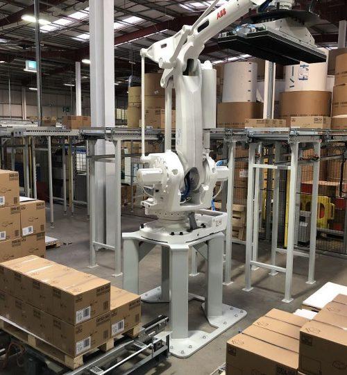 Robot Palletising n9