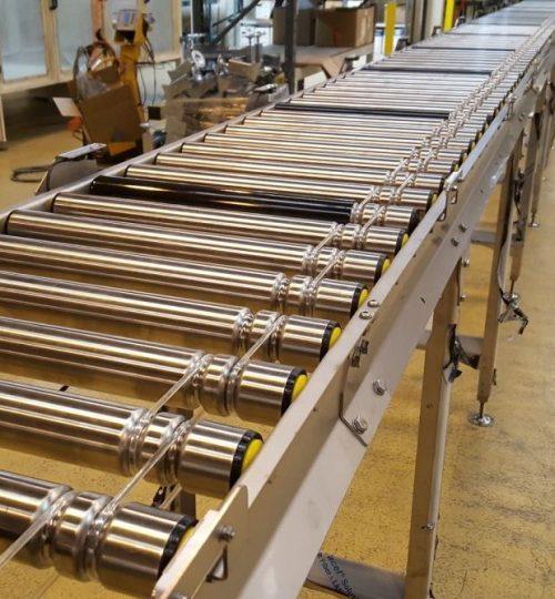 St St roller conveyor